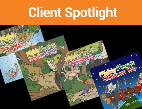 New Client Spotlight!